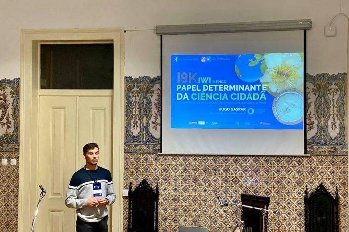 i9Kiwi no Congresso Ciência Cidadã 2019