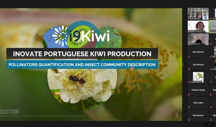 Tese de Mestrado desenvolvida no âmbito do projeto i9Kiwi